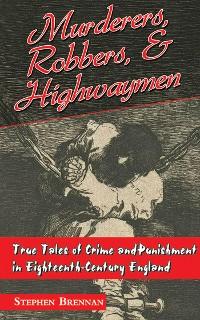 Cover Murderers, Robbers & Highwaymen