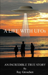 Cover A LIFE WITH UFOs