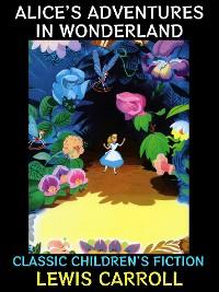 Cover Alice in Wonderland.