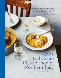 Cover The Classic Food of Northern Italy