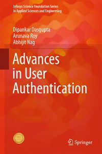 Cover Advances in User Authentication