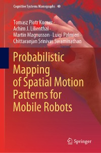 Cover Probabilistic Mapping of Spatial Motion Patterns for Mobile Robots