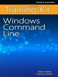 Cover Windows Command Line Self-Study Training Kit