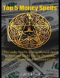 Cover Top 5 Money Spells