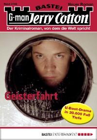 Cover Jerry Cotton 3198 - Krimi-Serie