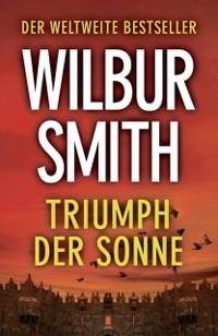 Cover Triumph Der Sonne
