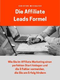 Cover Die Affiliate Leads Formel