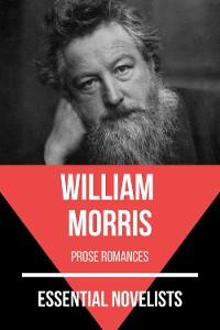Cover Essential Novelists - William Morris