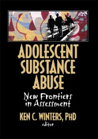 Cover Adolescent Substance Abuse