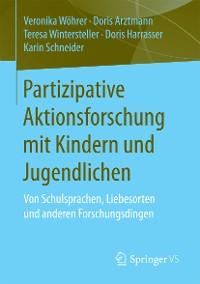 Cover Partizipative Aktionsforschung mit Kindern und Jugendlichen