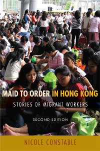 Cover Maid to Order in Hong Kong