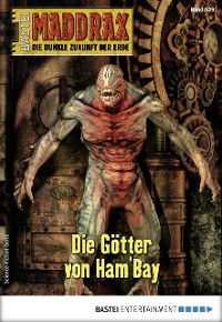 Cover Maddrax 529 - Science-Fiction-Serie