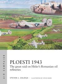 Cover Ploesti 1943