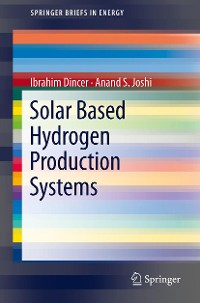 Cover Solar Based Hydrogen Production Systems