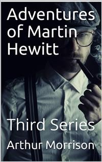 Cover Adventures of Martin Hewitt / Third Series