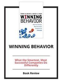 Cover Winning Behavior