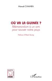 Cover Ou va la Guinee ?