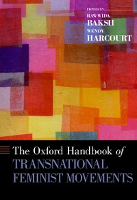 Cover Oxford Handbook of Transnational Feminist Movements