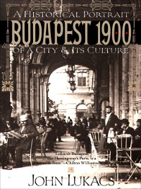 Cover Budapest 1900