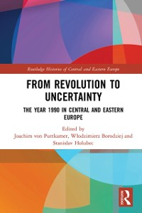 Cover From Revolution to Uncertainty