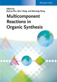 Cover Multicomponent Reactions in Organic Synthesis