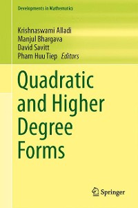 Cover Quadratic and Higher Degree Forms