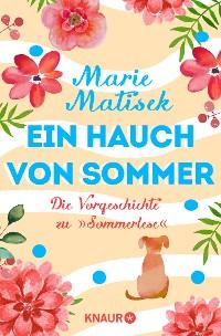 """Cover Ein Hauch von Sommer - Die Vorgeschichte zu """"Sommerlese"""""""