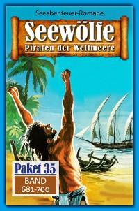 Cover Seewölfe Paket 35