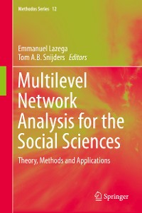 Cover Multilevel Network Analysis for the Social Sciences