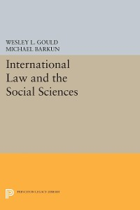 Cover International Law and the Social Sciences