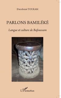 Cover Parlons bamileke. langue et culture de bafoussam
