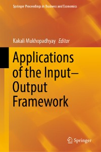 Cover Applications of the Input-Output Framework