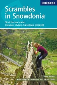 Cover Scrambles in Snowdonia