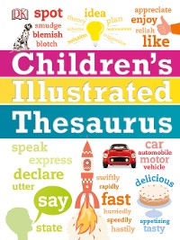 Cover Children's Illustrated Thesaurus