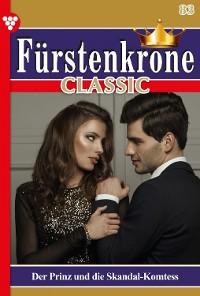 Cover Fürstenkrone Classic 83 – Adelsroman