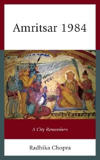 Cover Amritsar 1984