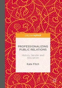 Cover Professionalizing Public Relations