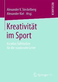 Cover Kreativität im Sport