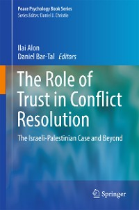 Cover The Role of Trust in Conflict Resolution