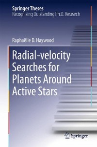Cover Radial-velocity Searches for Planets Around Active Stars