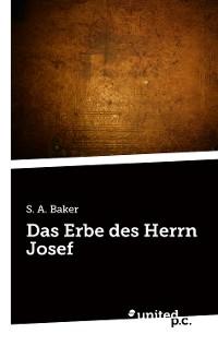 Cover Das Erbe des Herrn Josef