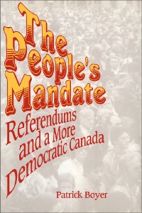 Cover The People's Mandate