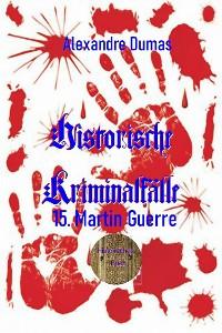 Cover 15. Martin Guerre