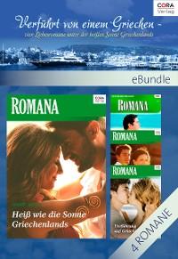 Cover Verführt von einem Griechen - vier Liebesromane unter der heißen Sonne Griechenlands