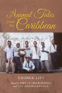 Cover Animal Tales from the Caribbean