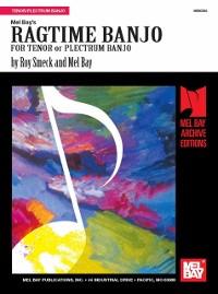 Cover Ragtime Banjo For Tenor or Plectrum Banjo