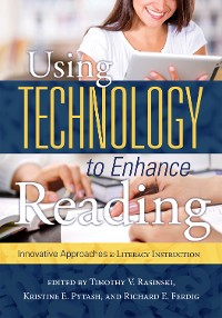 Cover Using Technology to Enhance Reading