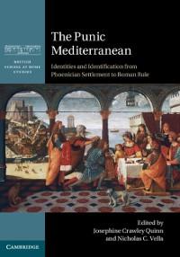 Cover Punic Mediterranean