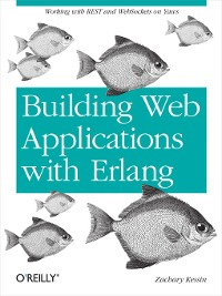 Cover Building Web Applications with Erlang