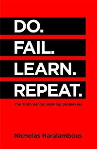 Cover Do. Fail. Learn. Repeat.